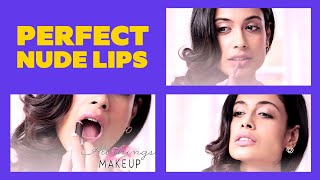 How To Get Perfect Nude Lips   BeBeautiful