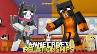 Minecraft BABY NEWS - DONUT & CASSIE HAVE A BABY!!!! - donut the dog minecraft roleplay