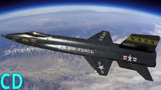 X-15 The Ultimate Flying Machine