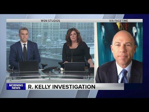 Xxx Mp4 Michael Avenatti Believes R Kelly Will Be Indicted Soon 3gp Sex