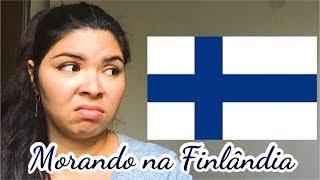 MORANDO NA FINLÂNDIA - POR QUE NÃO GOSTO DE MORAR NA FINLÂNDIA