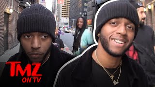 6LACK Gives Our Photog Some Relationship Advice | TMZ TV