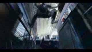 Tony Jaa Warehouse Scene