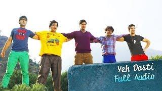 Yeh Dosti (Full Audio Song) | Purani Jeans | Aditya Seal & Tanuj Virwani
