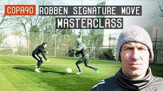 Arjen Robben Signature Move Masterclass   European Nights