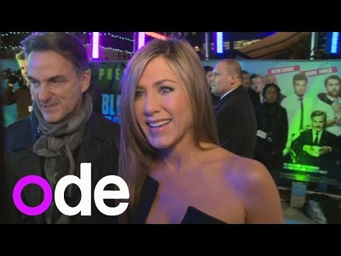 Horrible Bosses 2 premiere Jennifer Aniston and co stars play Snog Marry Avoid