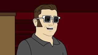 "Tom and Dan Toons! - Season #4 - Episode #38 - ""Goof Ball or D-Head"""