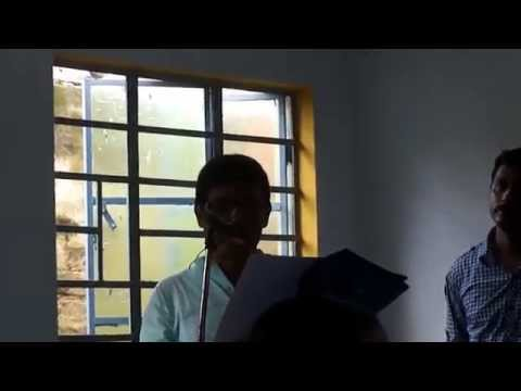 Teachers day program--Bengali--2014