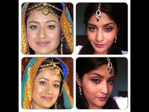 Jodha Akbar - Paridhi Sharma's Inspired Makeup Tutorial