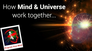How Mind & Universe Work Together [Hindi]