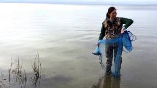 Cara Melempar Jala Ikan