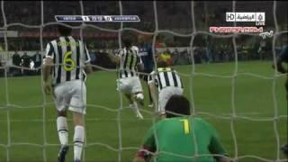 اهداف انتر ميلان واليوفنتوس من الدوري الايطالي الدرجة الاولى الاسبوع 34 موسم 2009   2010