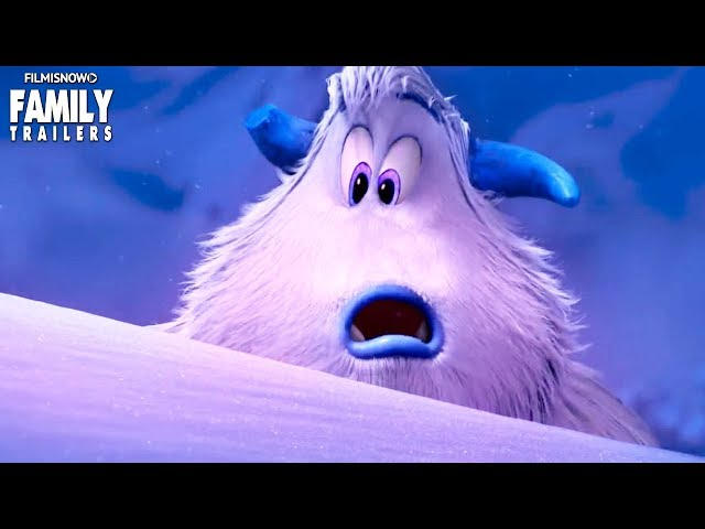 SMALLFOOT | New trailer has Channing Tatum as a curious Yeti