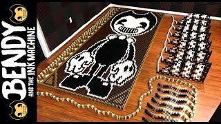 Bendy and the Ink Machine (IN 54,984 DOMINOES!)