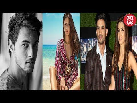 Xxx Mp4 Aayush Sharma To Debut With Katrina Kaif Sushant Kriti Hold Hands 3gp Sex