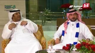 عامر عبدالله - محمد البريك رسالة لكل لاعب سعودي #ليلة_الذهب