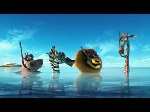 MADAGASCAR 3 Trailer Oficial En Español 2012