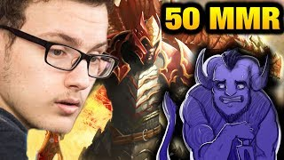 Miracle- vs General and Badman [2games] Rough Day of Dota 2
