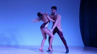 Luis y Andrea | Bachata Performance | DCSB 2016