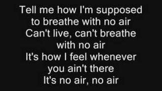 No Air-Jordin Sparks Ft.Chris Brown *LYRICS*