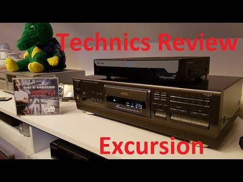 Technics SL-PS740A Review Test Excursion erweiterung meiner Musikanlage