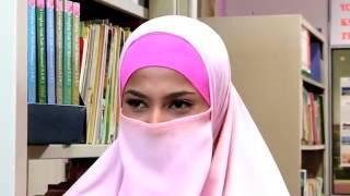 Drama SAHARA hina wanita berpurdah?
