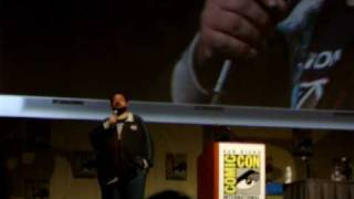 Kevin Smith on gay characters and Twilight - (Comic Con 2009, funny as hell)