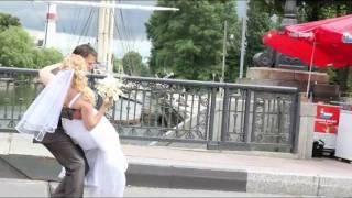 Antanas ir Eglė 2011 wedding movie clip
