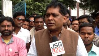 JSGLIVE.IN - Interview of Jharsuguda MLA Naba Kishore Das after casting his vote