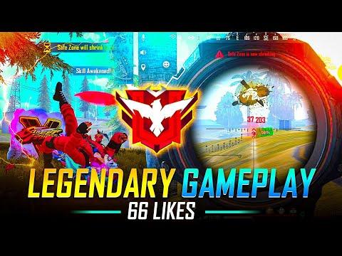Pro Lobby Ranked Purgatory OP Headshots Gameplay Garena Free Fire