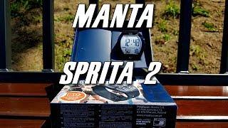 Manta Sprita 2 SWT9304 - test, recenzja smartwatch'a dla aktywnych!