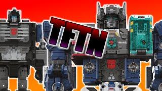 Transformers Generations Titans Return FORTRESS MAXIMUS (TFTN Episode #116)