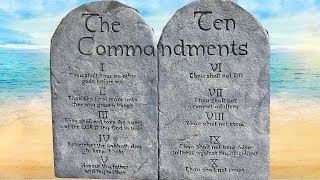 The Ten Commandments Full Movie For Kids | Holy Tales Bible Stories | Bible Animated Cartoons |