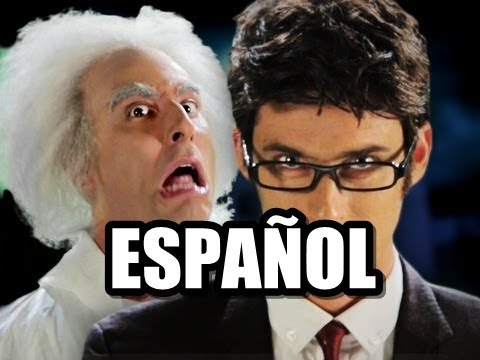 ERB Español - Doc Brown vs Doctor Who [Season 2] (Subtitulos Español)