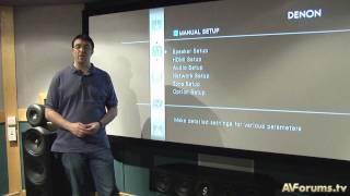 Tutorial: AV Receiver & Amplifier Set up