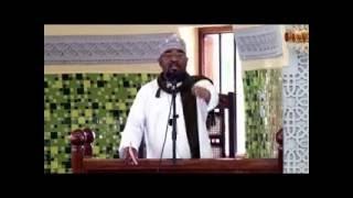 Sheikh Yusuf Abdi - Kuwatembelea Wagonjwa (15.7.2016)
