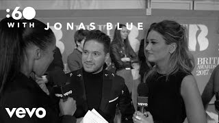 Jonas Blue, Dakota - :60 With - Live from The BRIT Awards 2017 (Vevo UK)
