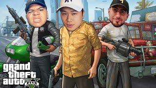 GTA 5 FUNNY MOMENTS #2 (TROLLING TEAM ALBOE)