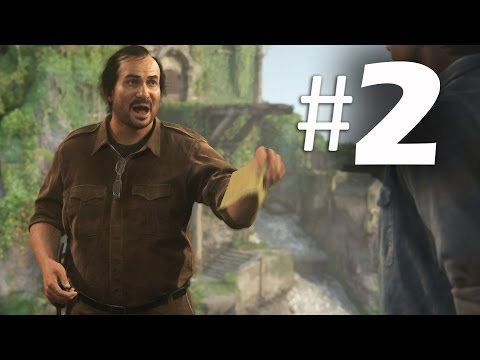 Uncharted 4 A Thief's End Part 2 - Chapter 2 - Gameplay Walkthrough PS4