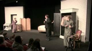 Un fil à la patte de Georges Feydeau - pièce intégrale - acte II - équipe A