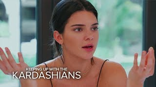 KUWTK | Kendall Jenner Calls Caitlyn's Tell-All Book