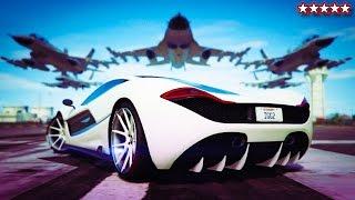 GTA 5 PLANES vs CARS - NEW GTA 5 ONLINE CUSTOM GAME MODE - Grand Theft Auto 5 (GTA 5 PS4)