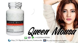 FrontRow Product- Queen Mousa Luxxe White Testimony