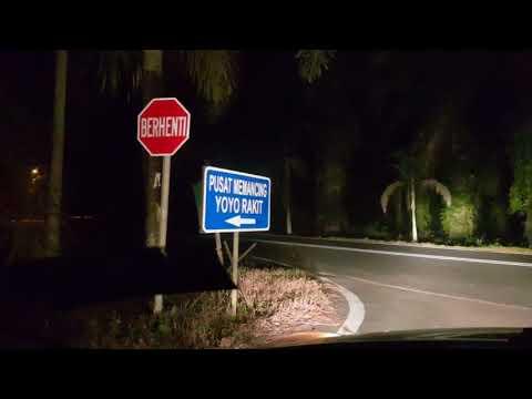 Jalan Paling SERAM di Johor Bahru?? | FJ SERAM