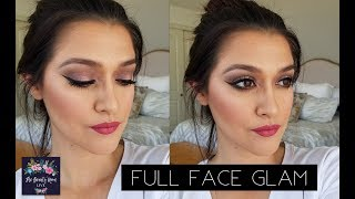 Full Face Glam- ALL Mary Kay products