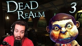 The Running! The Jukes! (Dead Realm #3)