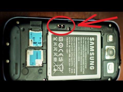 Samsung galaxy s3 разборка