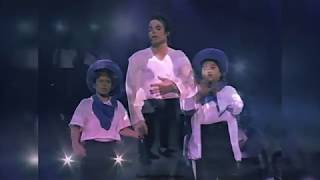 Michael Jackson - Will You Be There - Live Argentina 1993 - HD