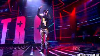 Astro (Brian Bradley) - The X Factor U.S. - Live Shows - Ep. 11