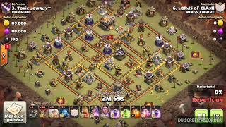 Kings Empire vs Driemans (Th11 Recap)